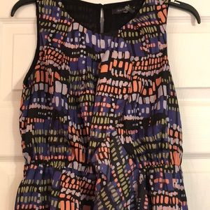 THML by Stitch Fix Sleeveless Geometric Dress - M